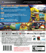 ModNation Racers PS3 cover (BCUS98167)