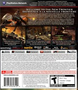 Starhawk PS3 cover (BCUS98181)