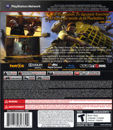 Uncharted 3: Drake's Deception PS3 cover (BCUS98233)