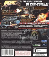 Full Auto 2: Battlelines PS3 cover (BLUS30009)