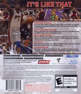 NBA 2K8 PS3 cover (BLUS30077)