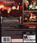 Devil May Cry 4 PS3 cover (BLUS30092)