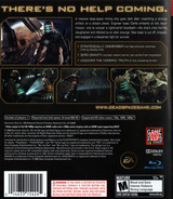 Dead Space PS3 cover (BLUS30177)