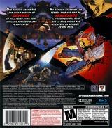 Afro Samurai PS3 cover (BLUS30264)