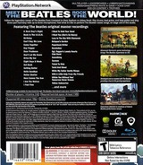 The Beatles: Rock Band PS3 cover (BLUS30282)