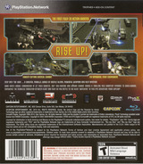Dark Void PS3 cover (BLUS30323)