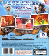 Cloudy with a Chance of Meatballs PS3 cover (BLUS30363)