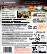 Battlefield: Bad Company 2 Limited Edition PS3 cover (BLUS30517)