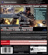 Crysis 2 PS3 cover (BLUS30631)