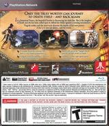 Venetica PS3 cover (BLUS30636)