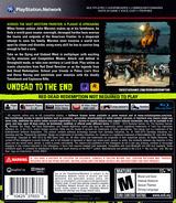 Red Dead Redemption: Undead Nightmare Collection PS3 cover (BLUS30711)