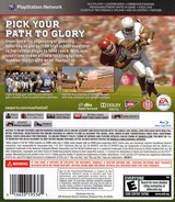 NCAA Football 12 PS3 cover (BLUS30745)