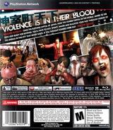 Yakuza: Dead Souls PS3 cover (BLUS30826)