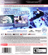 SSX PS3 cover (BLUS30849)