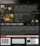 L.A. Noire - The Complete Edition PS3 cover (BLUS30898)