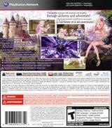 Atelier Meruru: The Apprentice of Arland PS3 cover (BLUS30941)