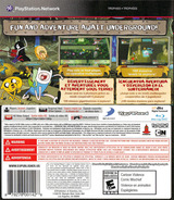 Adventure Time: Explore the Dungeon Because I DON'T KNOW! PS3 cover (BLUS31214)