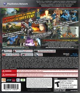 Naruto Shippuden: Ultimate Ninja Storm Generations PS3 cover (BLUS30792)