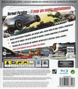 Burnout Paradise PS3 cover (BLES00074)