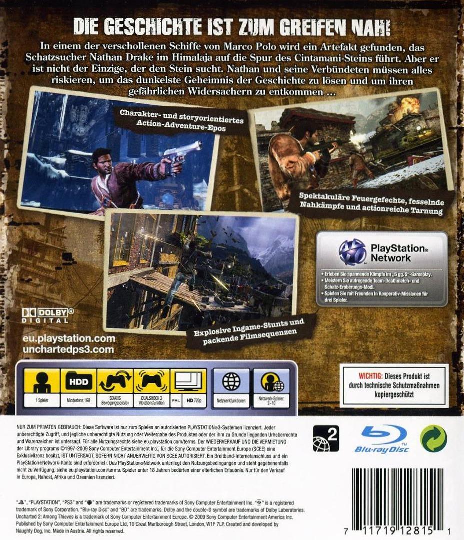 PS3 backHQ (BCES00509)