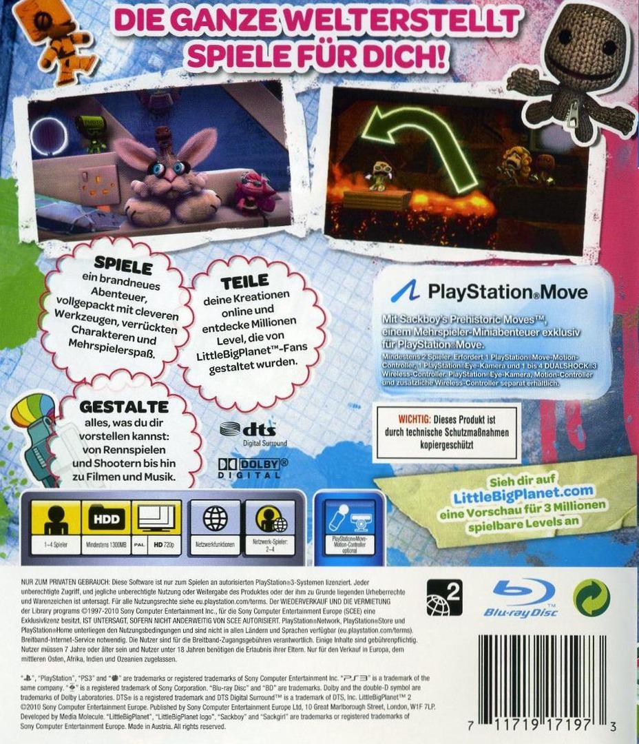 PS3 backHQ (BCES00850)