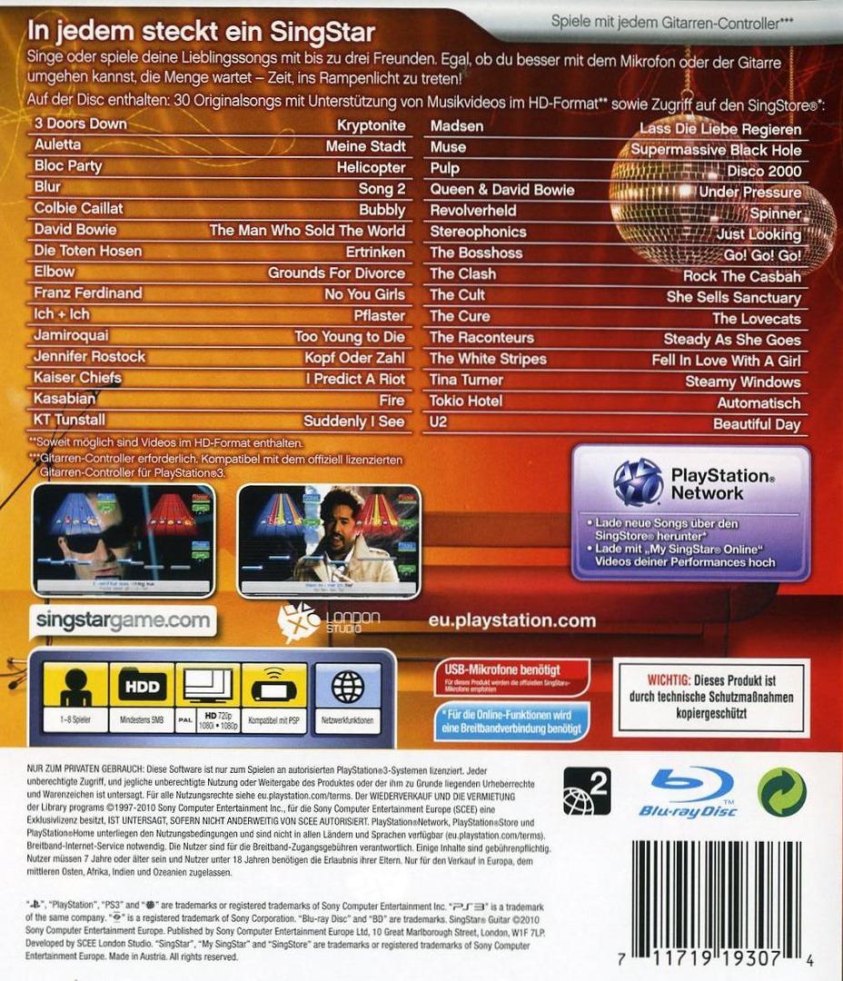 Array backHQ (BCES00980)