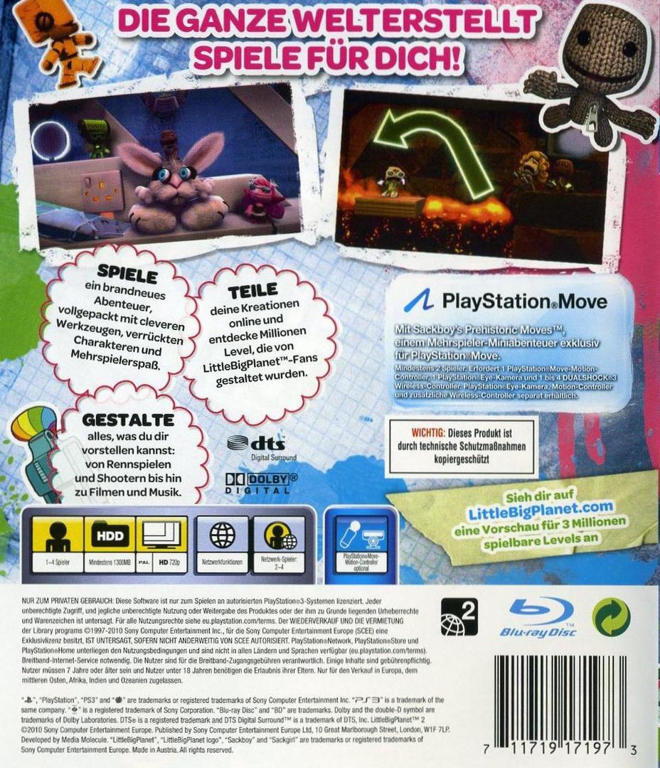 PS3 backHQ (BCES01086)