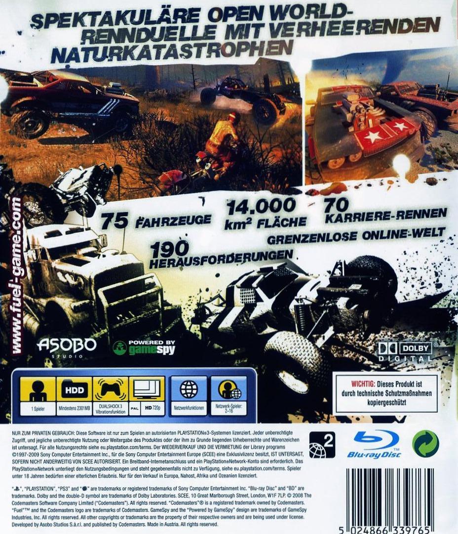 PS3 backHQ (BLES00570)