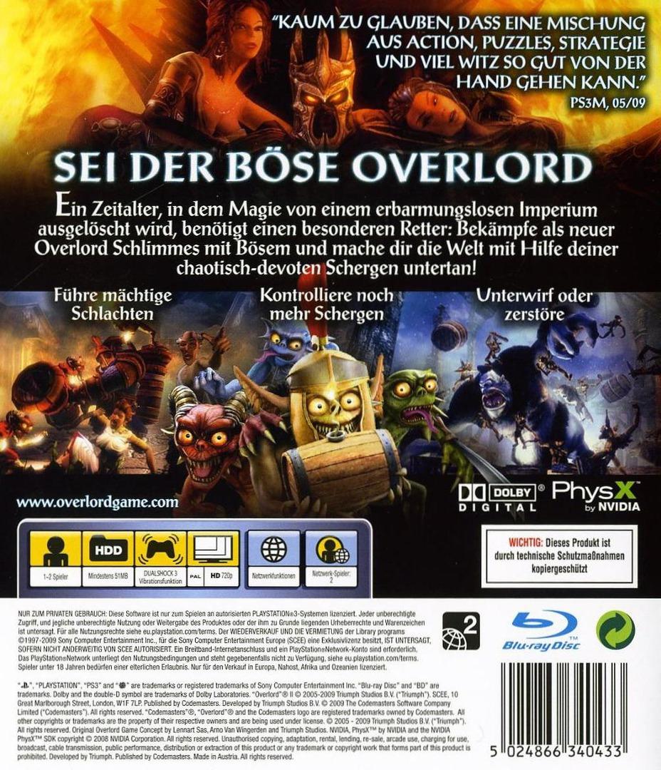 PS3 backHQ (BLES00580)