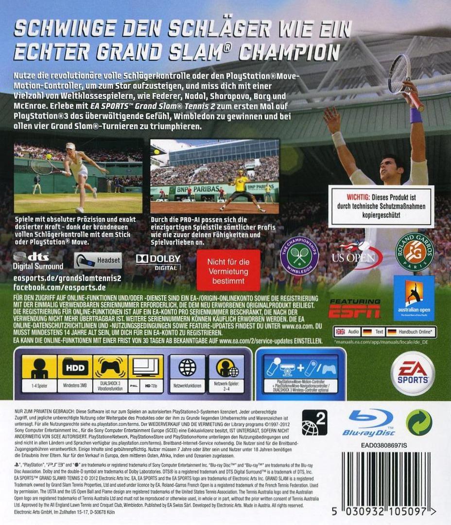 PS3 backHQ (BLES00709)