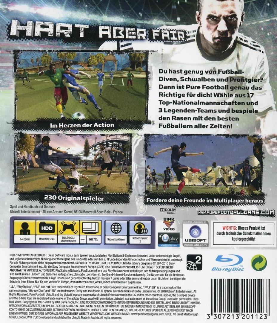 PS3 backHQ (BLES00725)