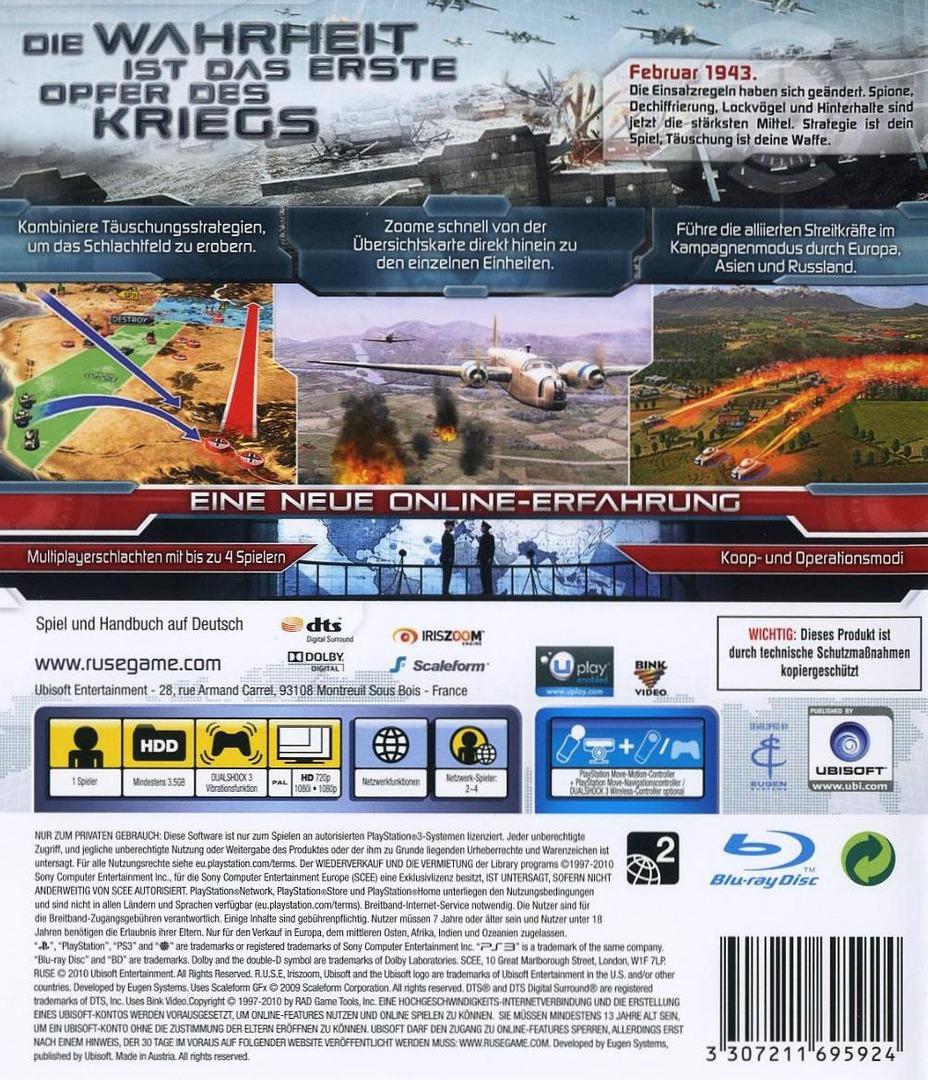 PS3 backHQ (BLES00785)
