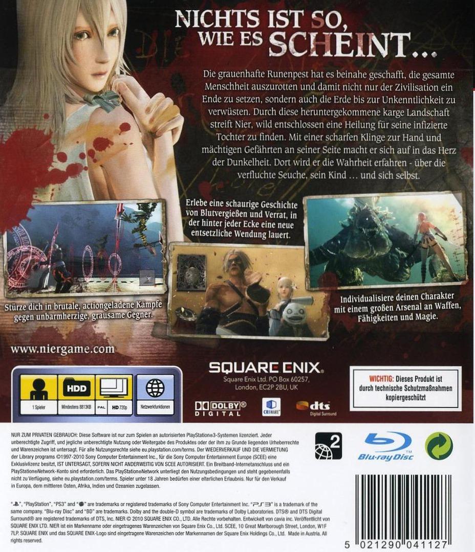 PS3 backHQ (BLES00826)