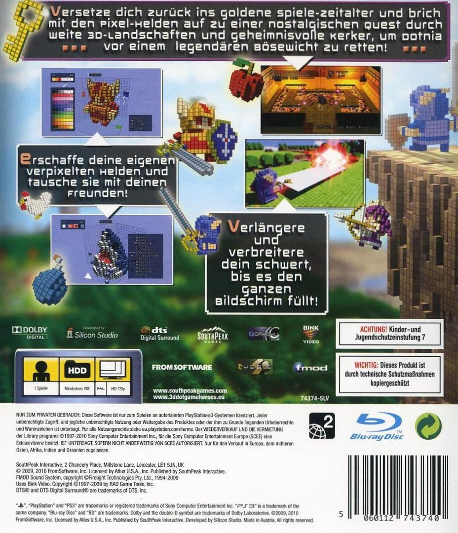 PS3 backHQ (BLES00875)