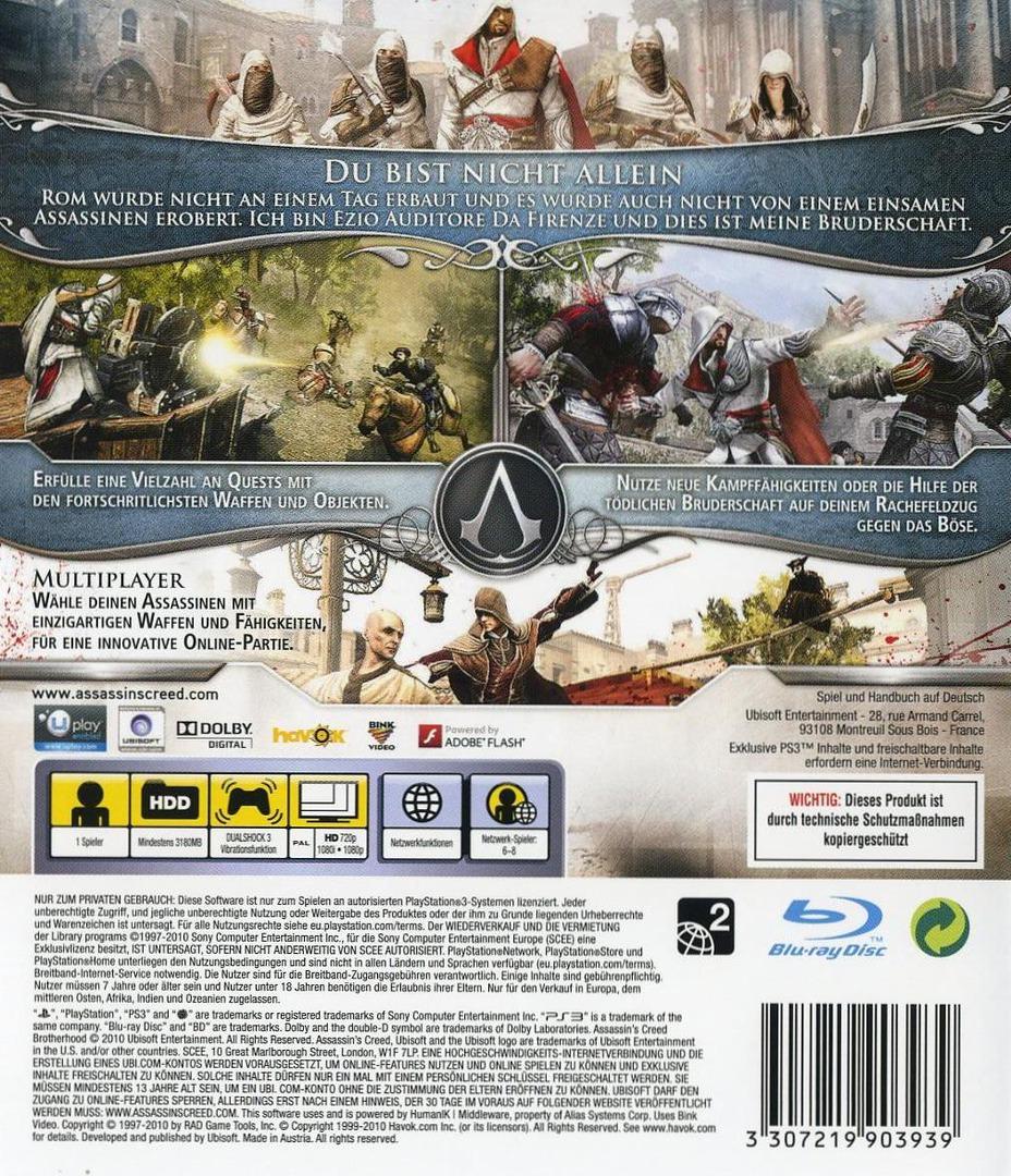 PS3 backHQ (BLES00909)