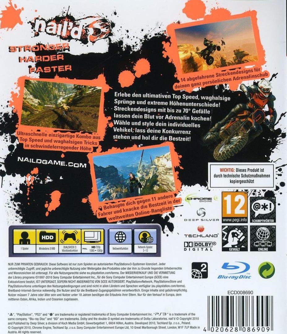 PS3 backHQ (BLES00914)