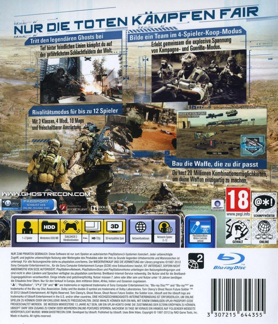 PS3 backHQ (BLES00922)