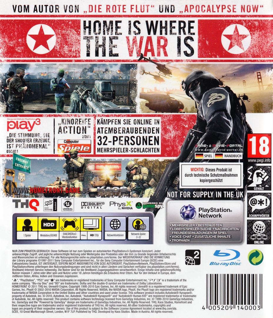 PS3 backHQ (BLES00962)