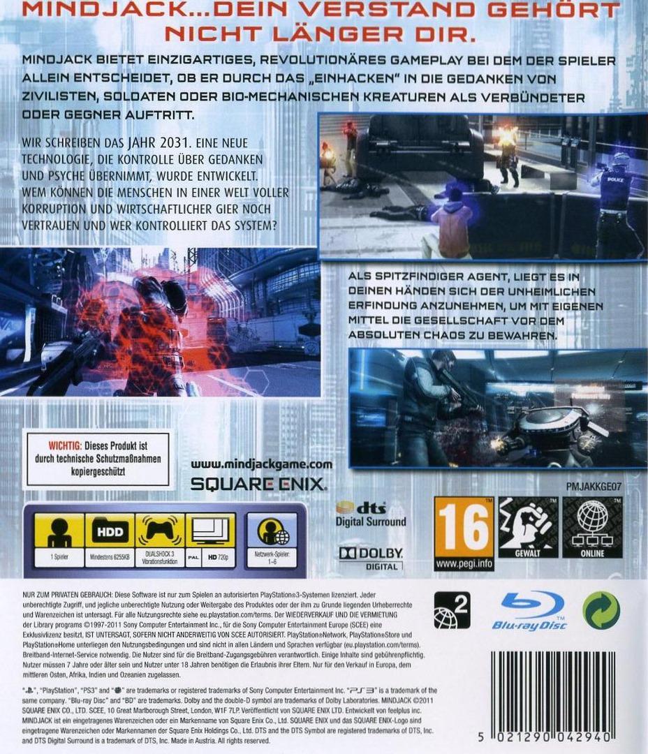 PS3 backHQ (BLES01009)