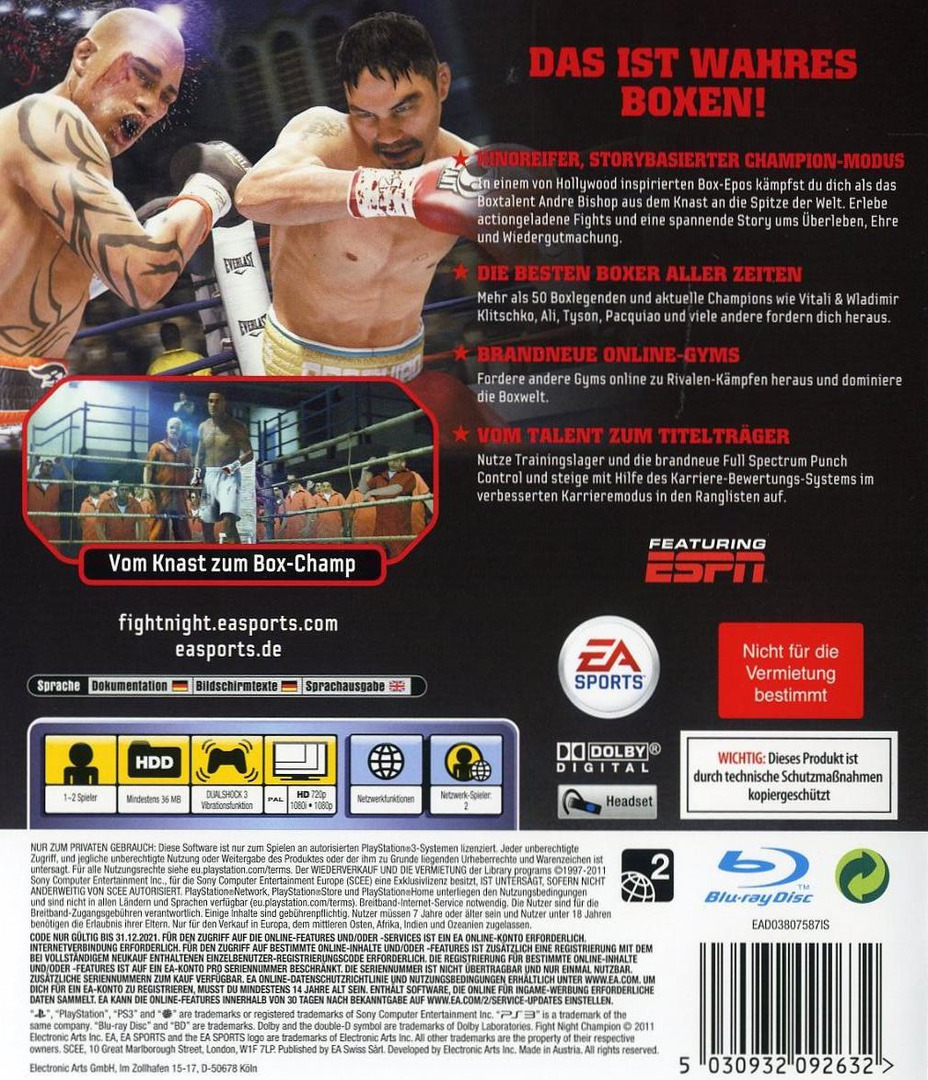 PS3 backHQ (BLES01039)