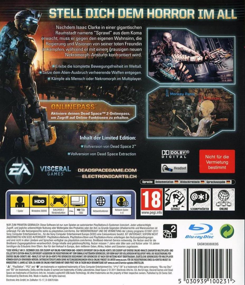 PS3 backHQ (BLES01040)