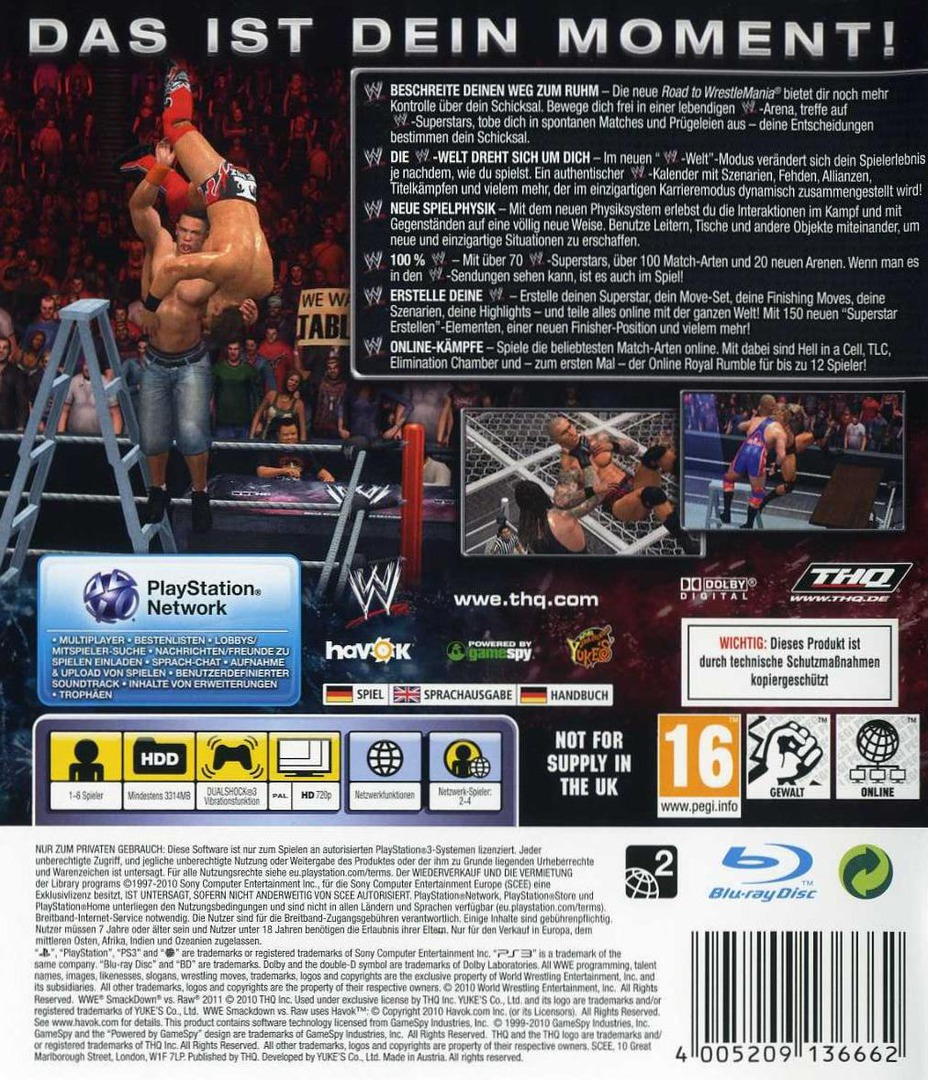 PS3 backHQ (BLES01045)