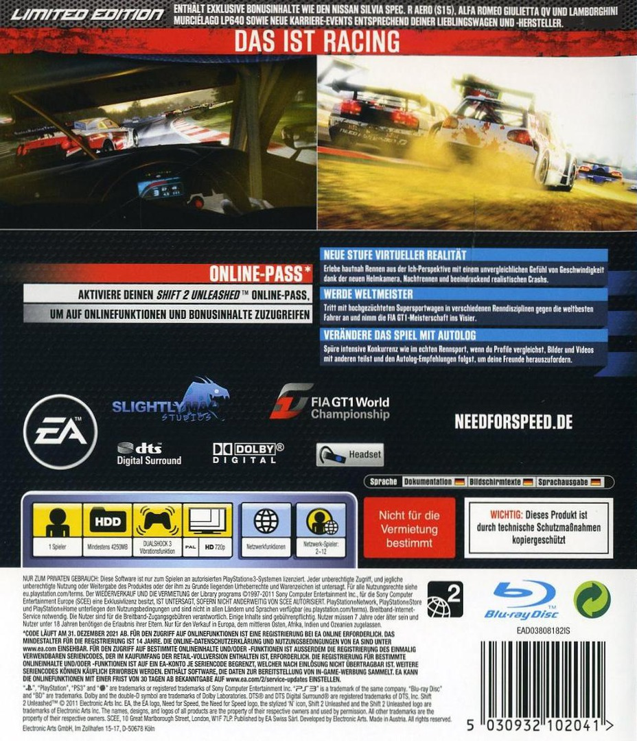 PS3 backHQ (BLES01066)