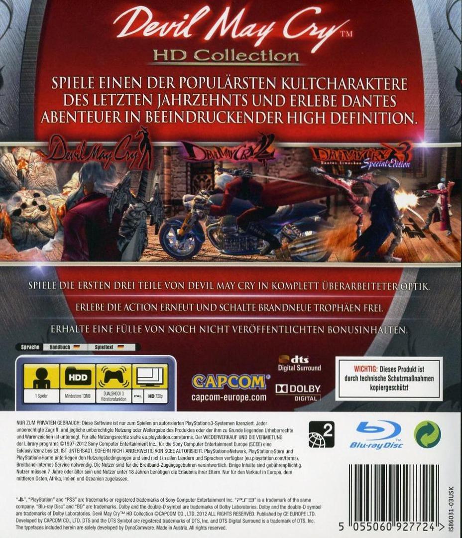PS3 backHQ (BLES01228)