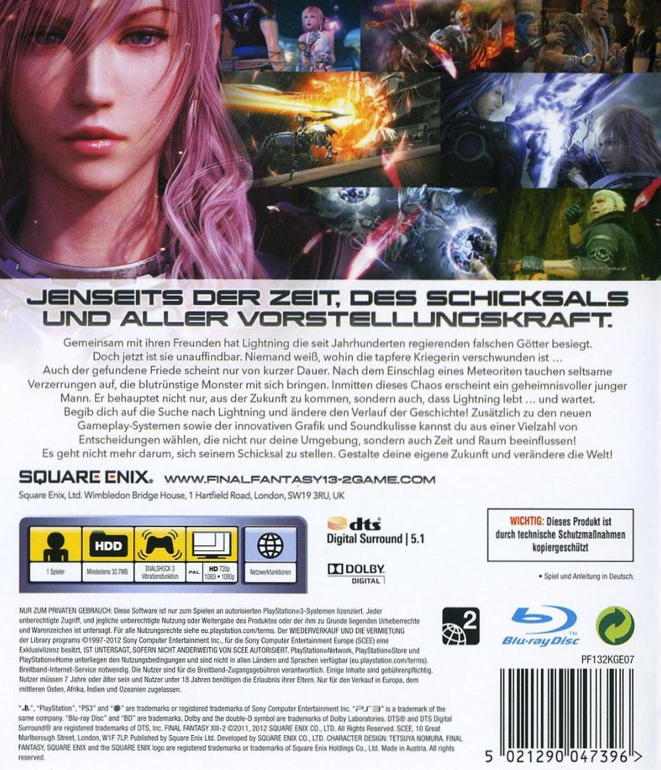 PS3 backHQ (BLES01269)