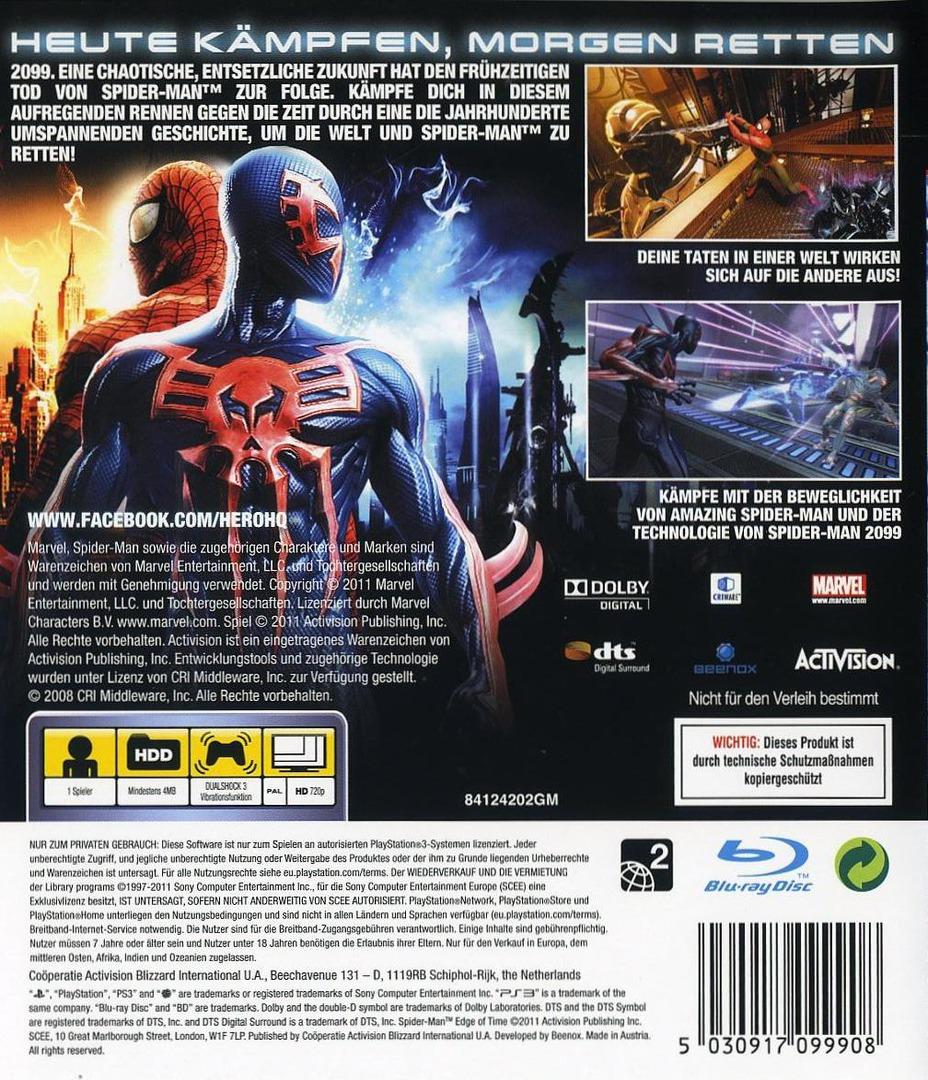 PS3 backHQ (BLES01291)