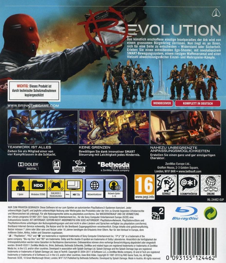 PS3 backHQ (BLES01304)