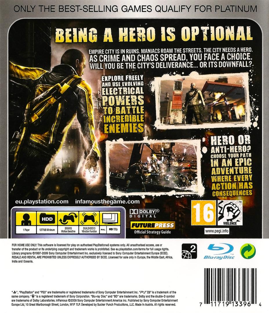 inFamous PS3 backHQ (BCES00609)