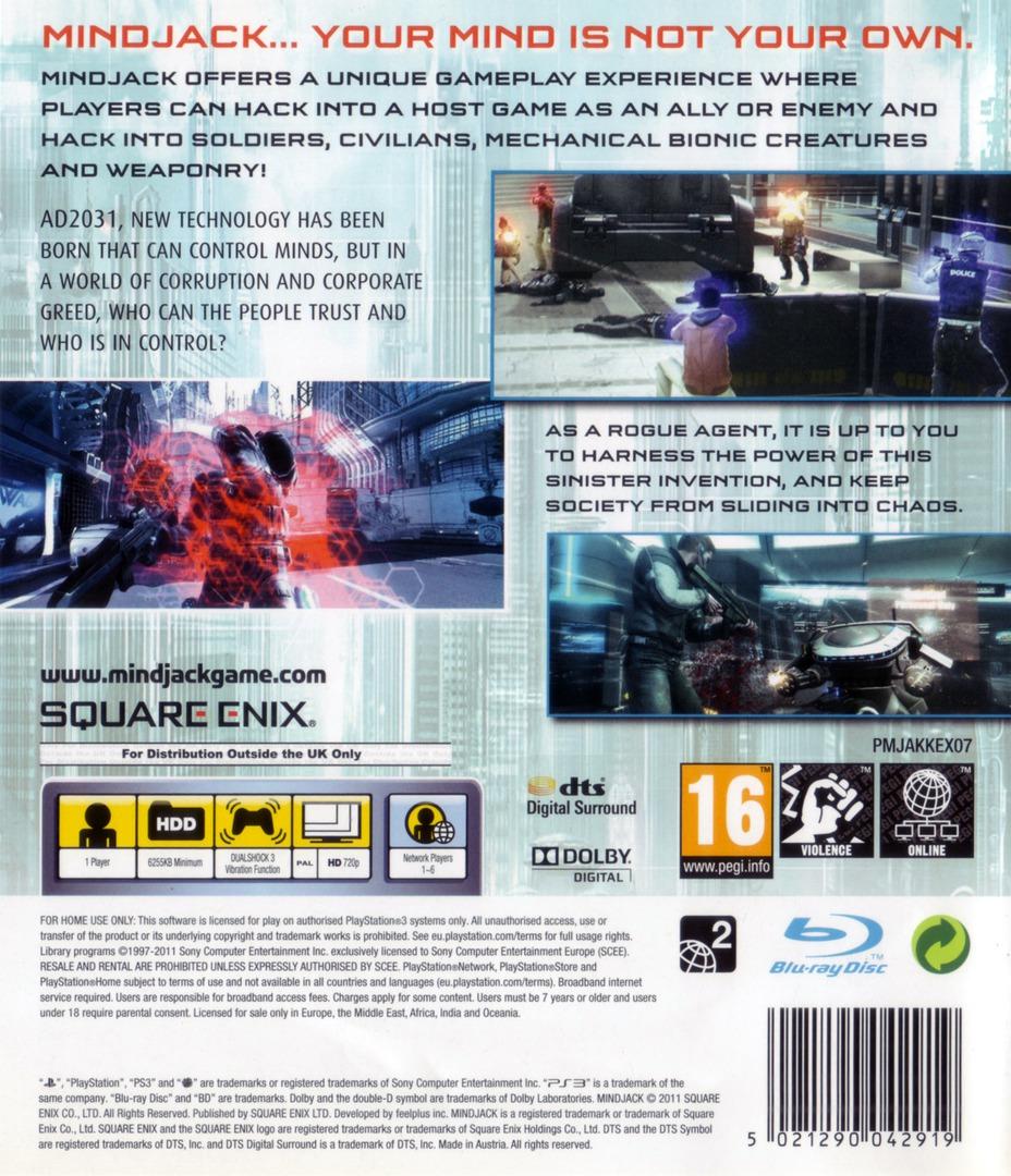 MindJack PS3 backHQ (BLES01009)