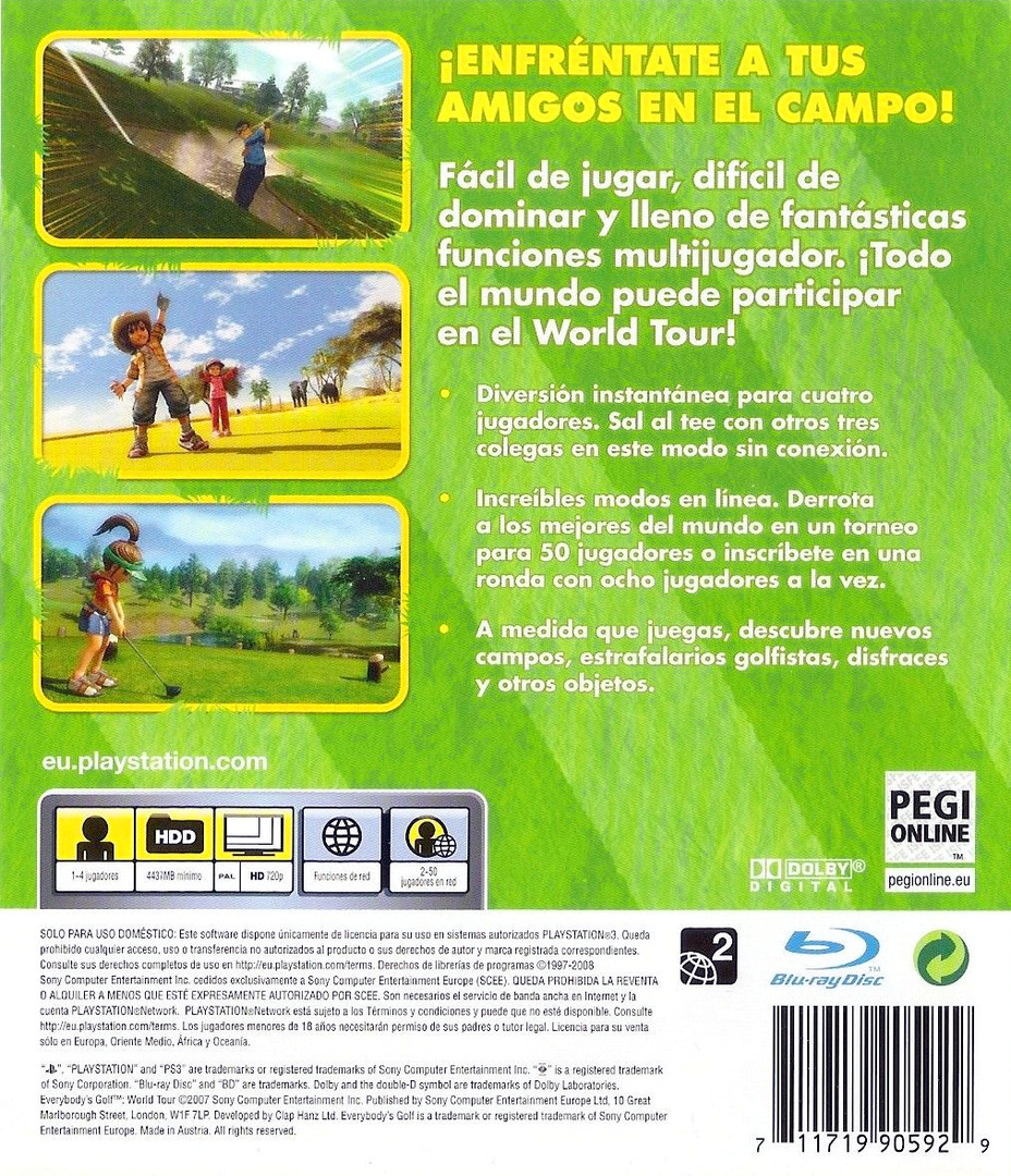 PS3 backHQ (BCES00068)